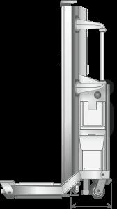 ServerLIFT is 51% Longer Than The RackLift Brand Of Rack Lifter