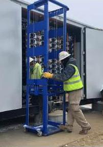 RackLift Battery Lift